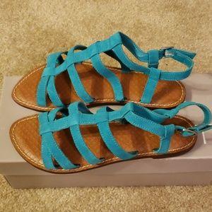 Loft Gladiator Sandals, New